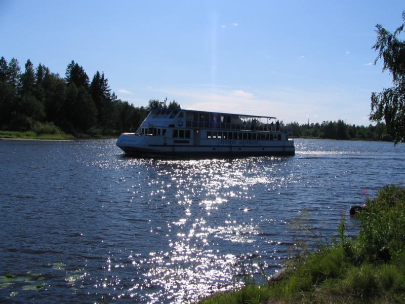 Juhannusristeily Hämeenlinna