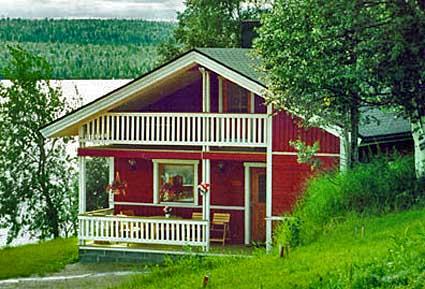 Kuusamon Pesäkolo Cottage