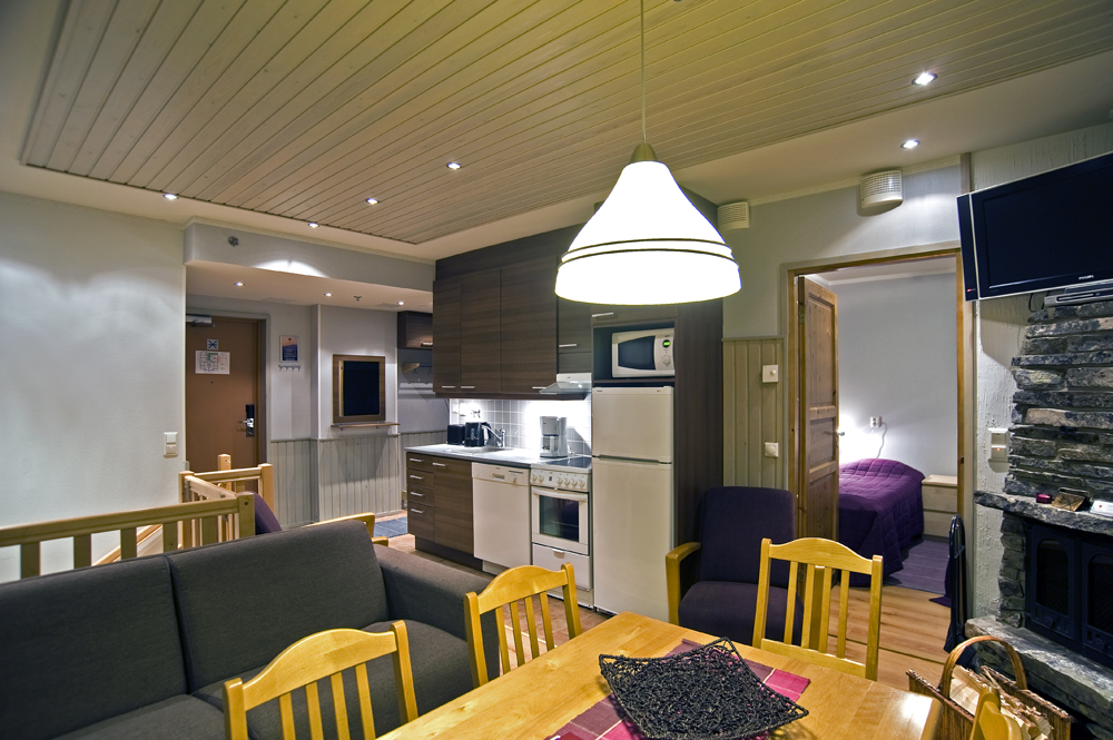Alpine Star 3 bedrooms, 5 persons