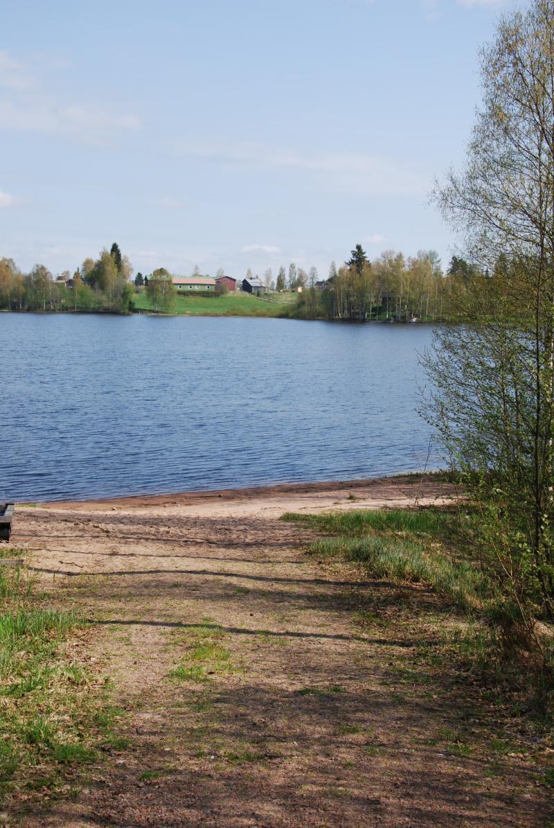 Jämijärven Mielahden rantaan 2,3 km