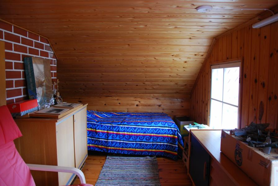 2 beds on the loft