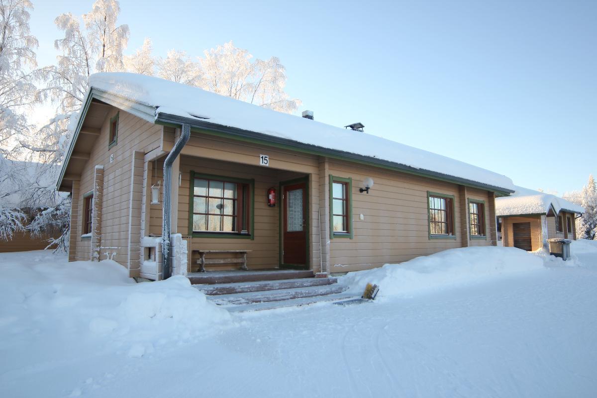 Matkailumaja Heikkala cottage 10 person