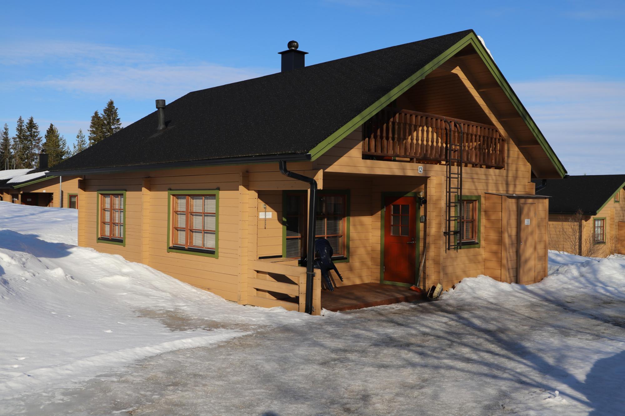 Matkailumaja Heikkala cottage 8 person