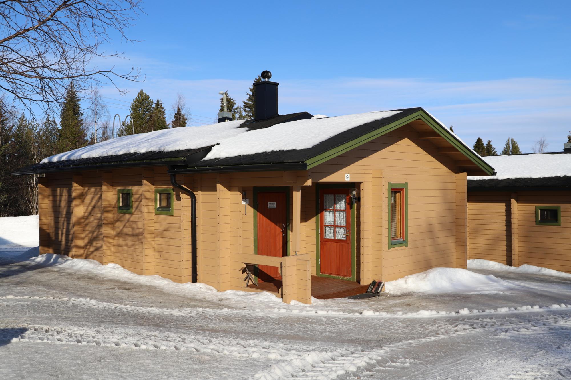 Matkailumaja Heikkala cottage 4+1 person