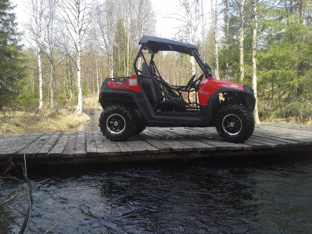 RZR - QUAD BIKE SAFARI