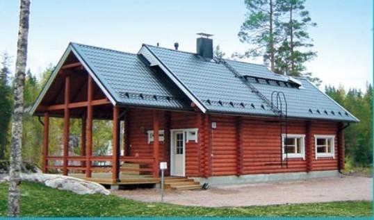 Yhden makuuhuoneen mökki (6-8 aikuista) - Sauna