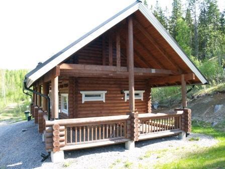 Kahden makuuhuoneen mökki (8-10 aikuista) - Sauna