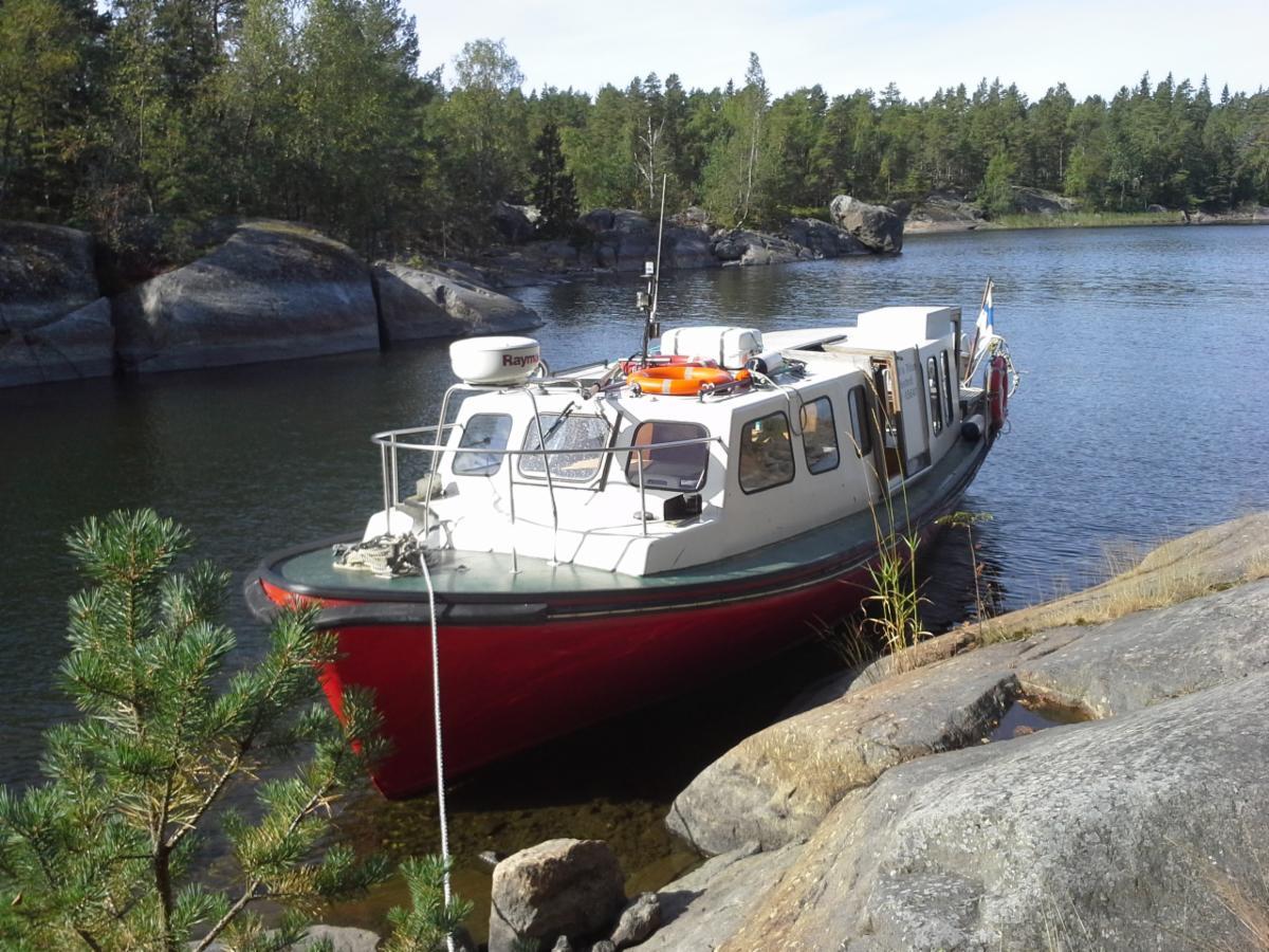 Varppi Världsarvskryssningar Västerö - Mickelsörarna 2019