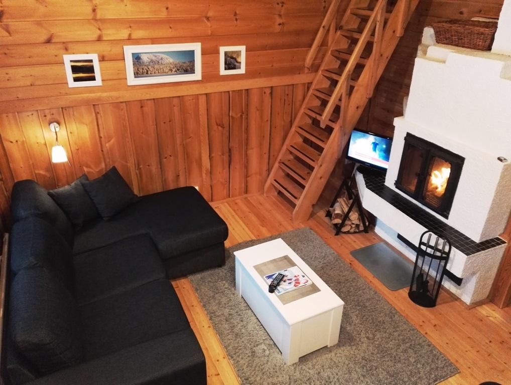Hippu  47+20 m2 (6 hlö) Itä-Ruka Vuosseli
