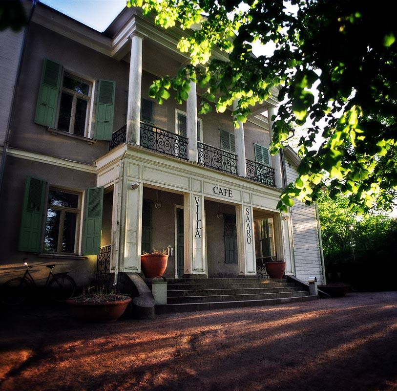 Villa Saaro 5 hengen huone