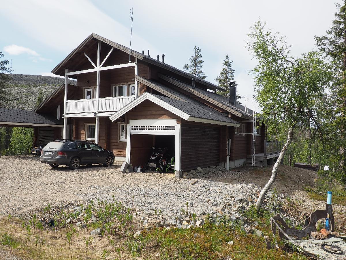Levi Inn Tähti (114m² 10 pers)
