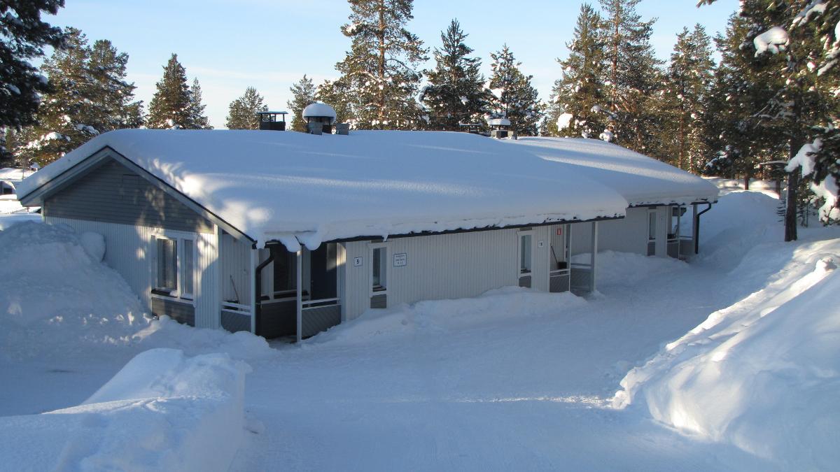 Levilehto 46 m²(9-12) rivitalohuoneisto