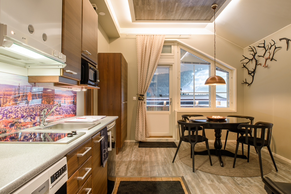 Alpine Star Suite, 2+2 persons