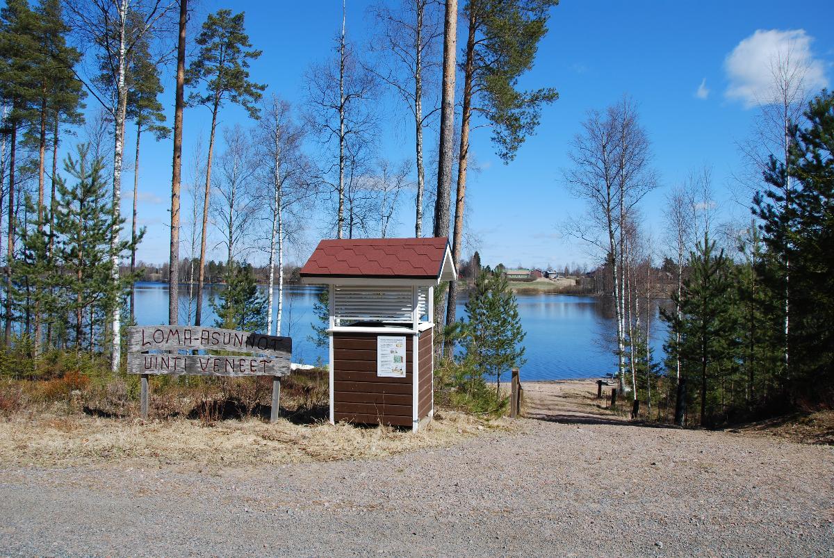 Lomakylän yhteisranta