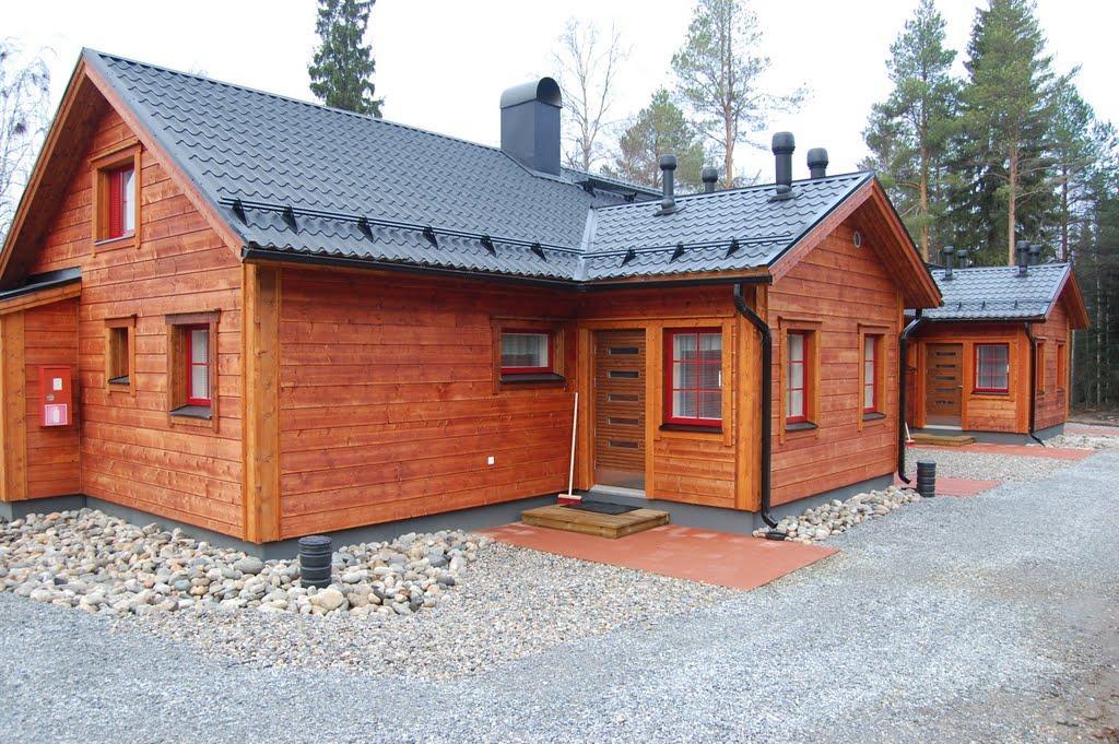 Vuokatinmaa Loma-asunto - 58 m²
