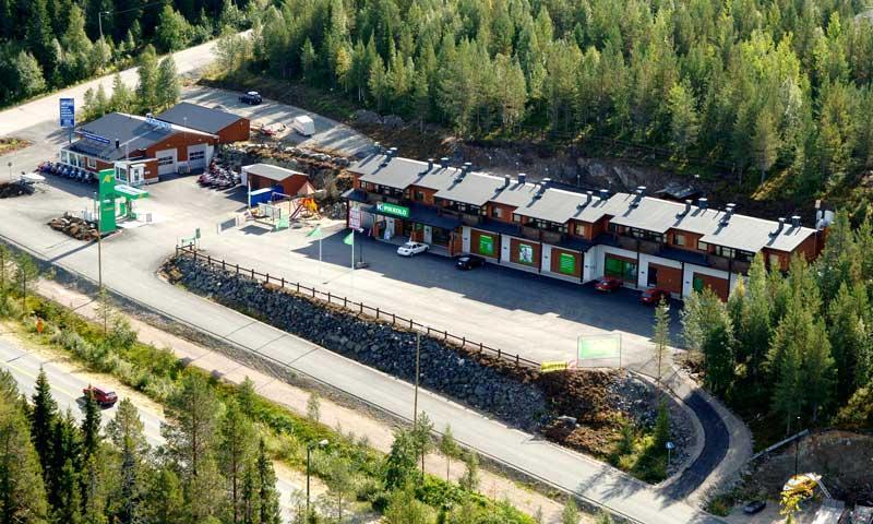 Rukariutta Oy:n uudet huoneistot