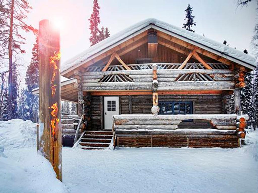 Lapland Lodge Silmäsjärvi