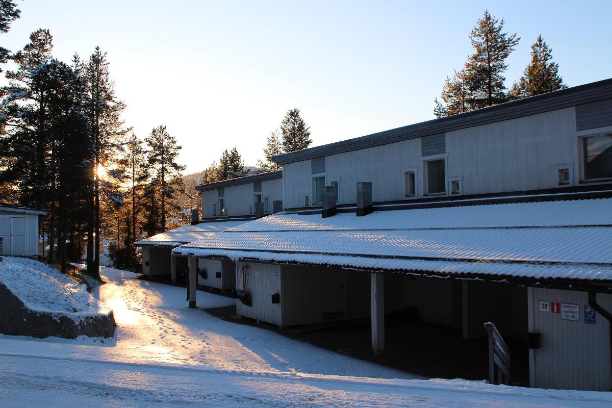 Levilehto 63 m² rivitalohuoneisto
