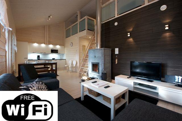 Rukankarhu A 73+30 m2 (8pers.)West-Ruka