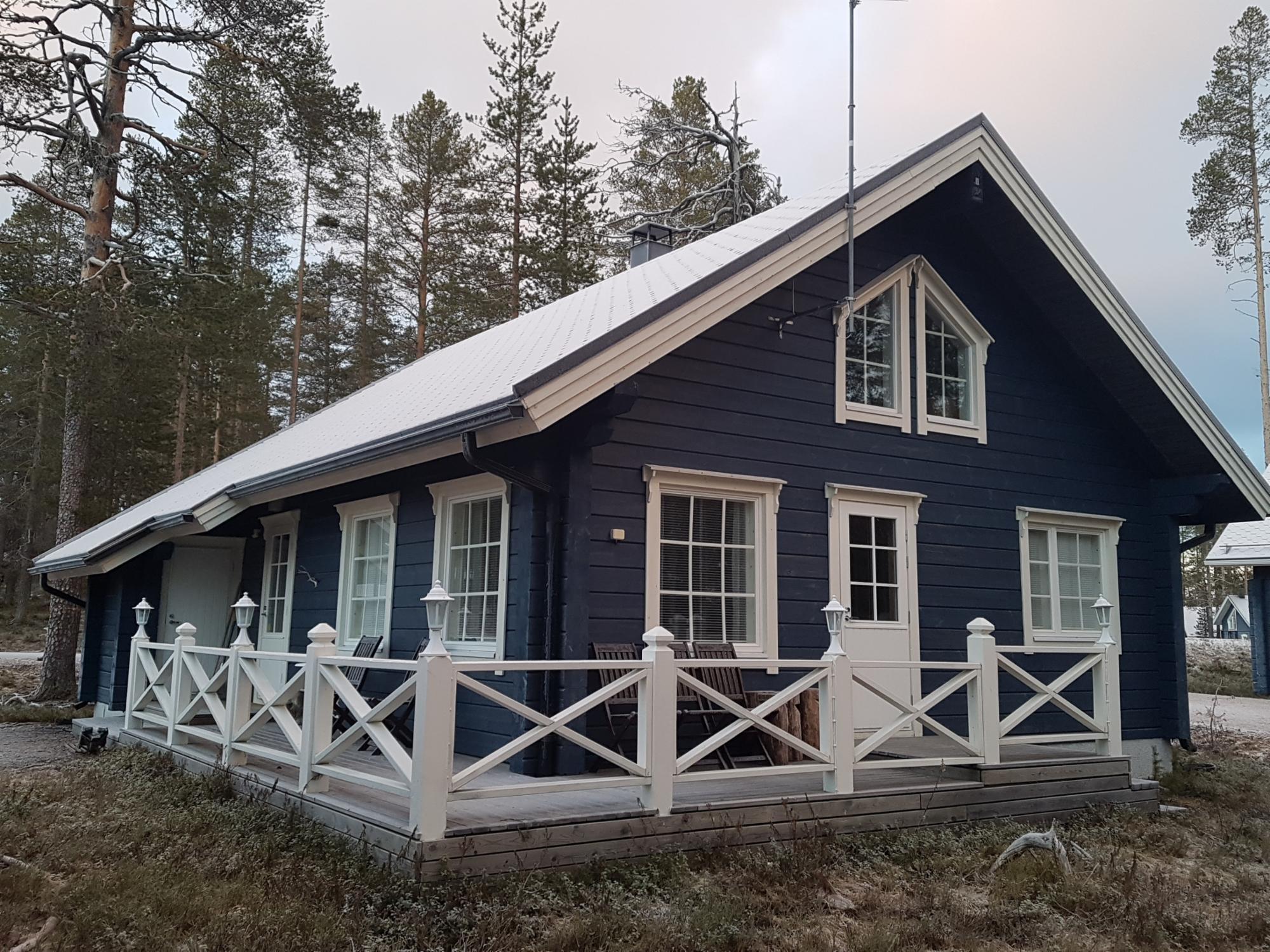 Villa Koskelo (8 hlö, 80 + 20 m2)