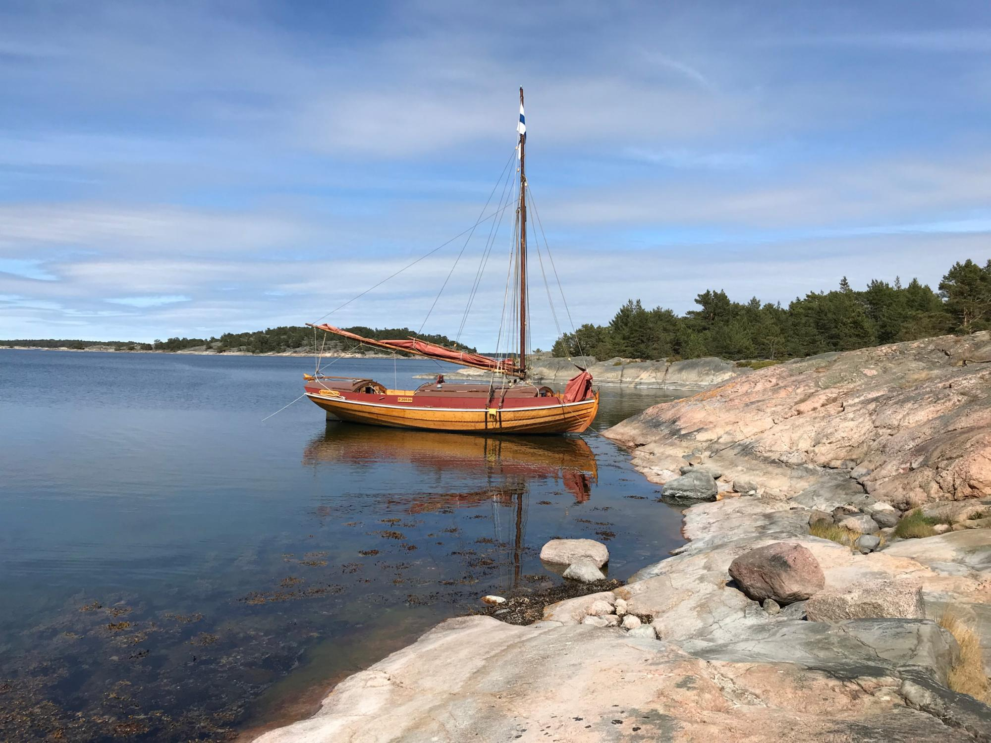 Sailing tour to the Archipelago National Park