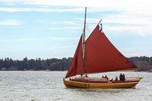 Sailing with Storbåt Tacksamheten 10-12