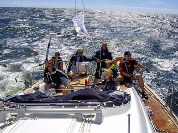 Sailing trip with Bavaria 50