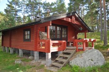 Hinders cabin 1