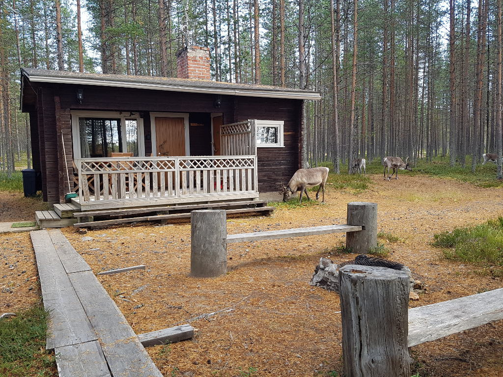 Rantamökki (Beach cottage)