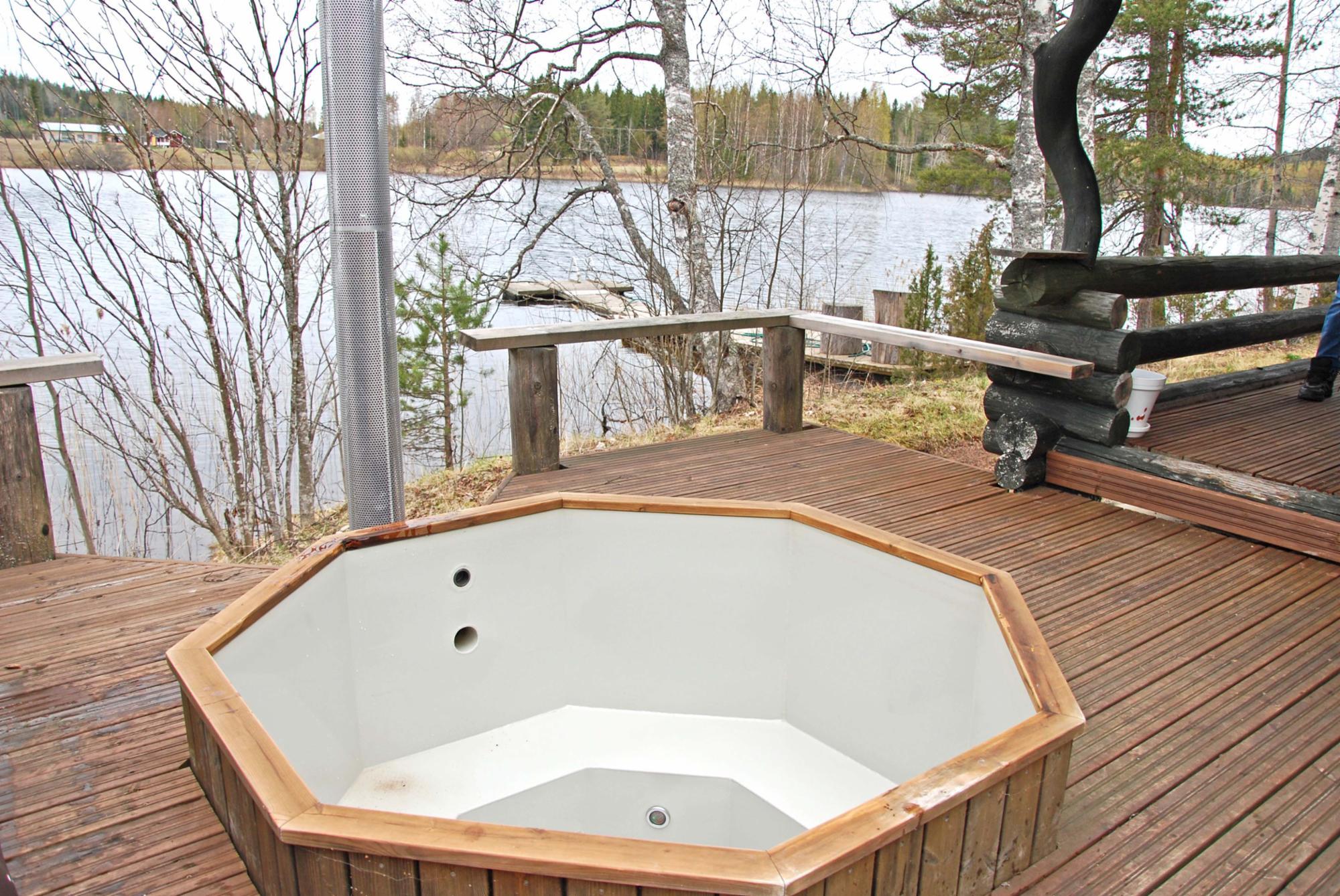 Bath barrel extra charge