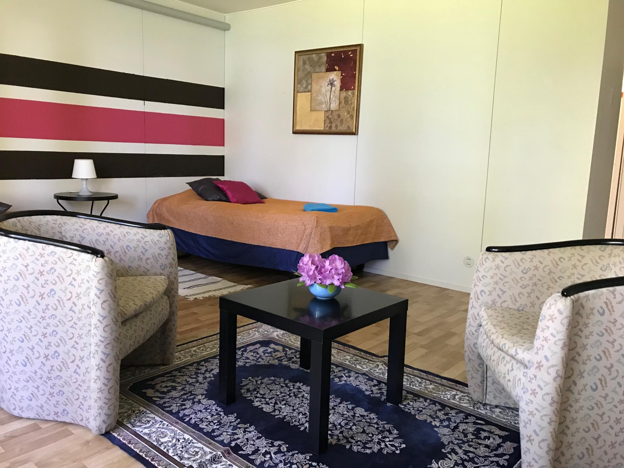 Three-Bedroom Apartment (2-8 persons)