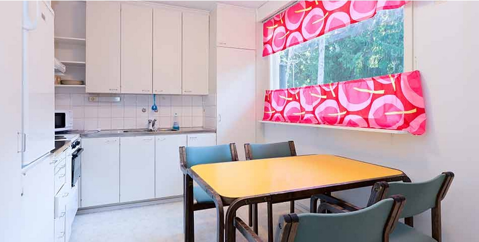 One-Bedroom Apartment (2-4 persons)