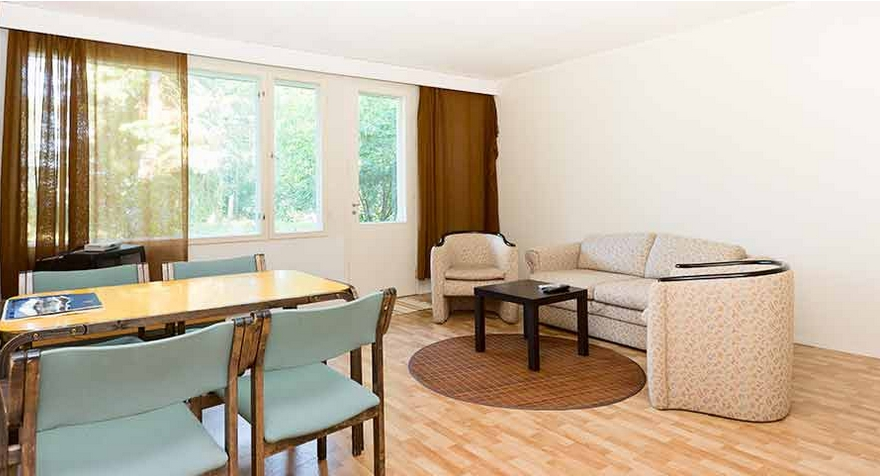 Two-Bedroom Apartment (2-5 persons)