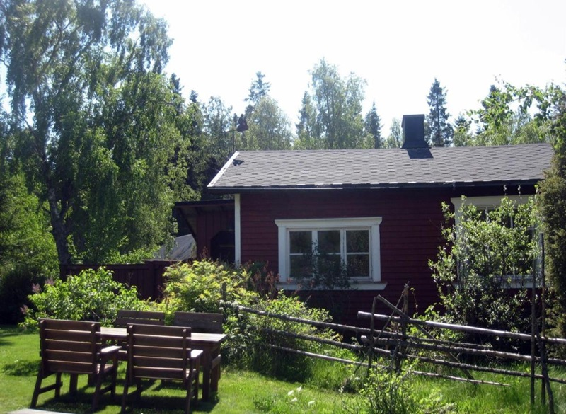 Björkö Eagle´s nest cottages A (5-6 pers)