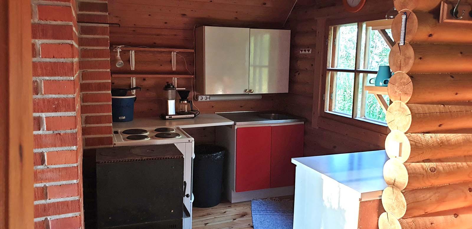 Honkamökin keittiö