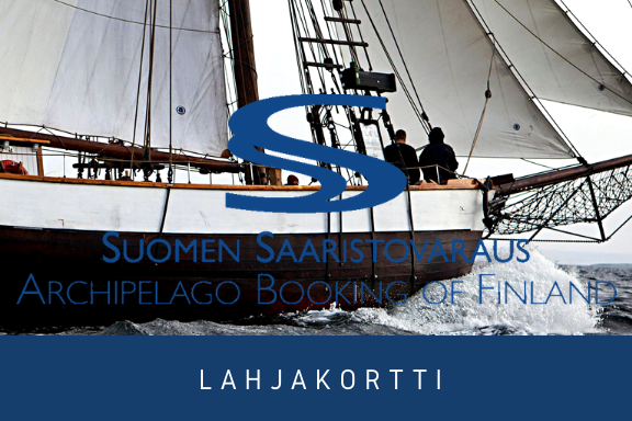 Gift card for sailing 60€