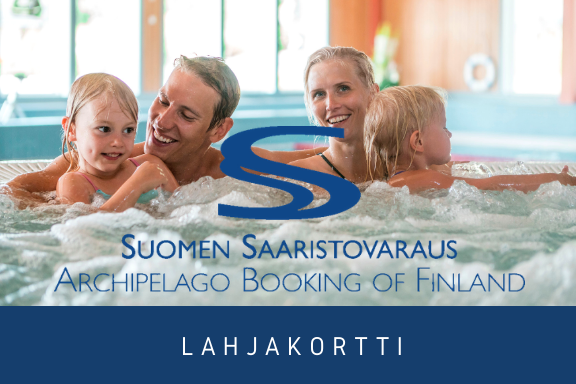 Gift card to Archipelago spa 150€