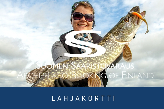 Gift Card for Fishing 350€