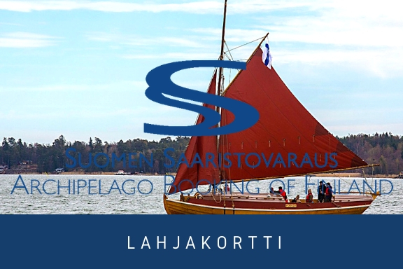 Gift card for sailing 250€