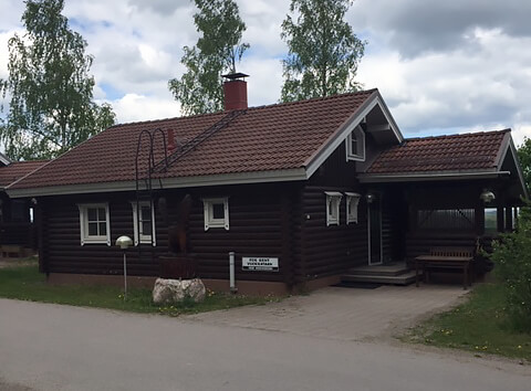 Hirsihuvilamökki 731 (Mökkikylä)