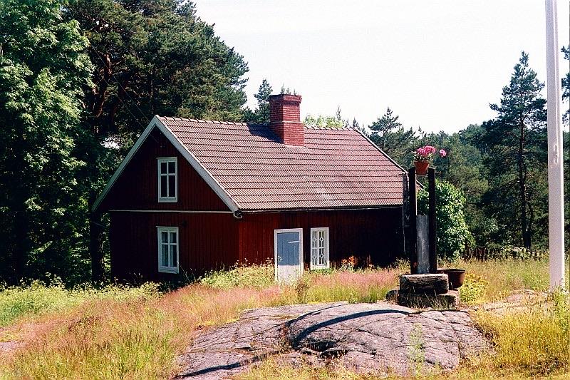 Kaptensgården cottage and guesthouse