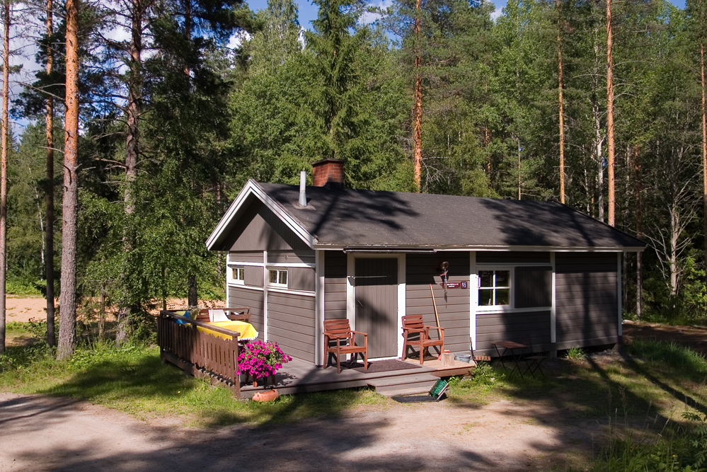 Mökki numb. 95 (for 3-4 persons)