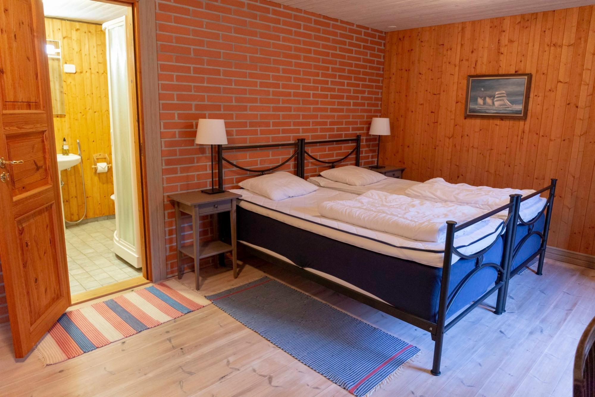 Västergård b&b 2 double room